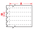 Brady TLS2200 Workstation Labels - Diagram Red