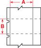 Brady TLS2200 Workstation Labels - Diagram Blue