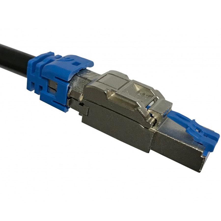 106250 POE+ Cat7/6A/6 plug